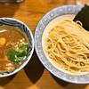 道玄坂 マンモス - 料理写真:濃厚辛つけ麺二倍 普通盛り。 麺はもちもち麺