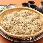 桐生庵 - 3種類の蕎麦粉を厳選。香りや味わいを気分に合わせて食べ比べ