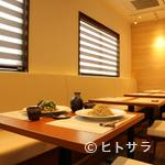 桐生庵 - ゆっくりとした時間を楽しみ、美味しい蕎麦を囲むひと時に