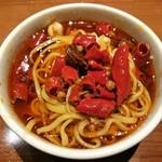 小肥羊 - 〆の中華平打麺 麻辣