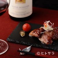 EVOLVE - 味わい豊かな金華豚をシンプルに調理し、焼きたてを食す『山形県産金華豚の自家製焼豚』