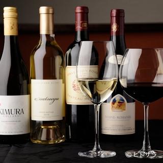 紹興酒だけでなく、ワインと中国料理のマリアージュも堪能