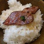 焼肉 ひろちゃん - 定番 on the rice