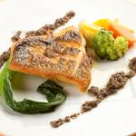 南欧料理 バンキーナ - 本日の魚料理