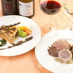 南欧料理 バンキーナ - こだわりのワインが種類豊富な取り揃え