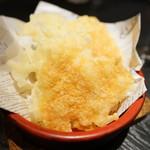 炭焼きイタリアン酒場 炭リッチ - チーズパリパリ