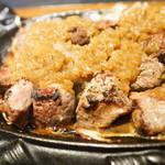 炭焼きイタリアン酒場 炭リッチ - 1ポンドステーキ