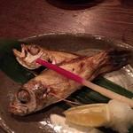 地酒×熟成豚 十米 - のどぐろ塩焼