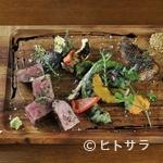 eL MamBo - 魚介はもちろん、但馬牛や熊本地鶏など、お肉の味も引き出してくれる『炭火焼き』