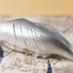 いすけ - 職人の丁寧な仕事が活きる、江戸前寿司『小肌』