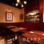 コションローズ - お洒落な雰囲気で楽しめるフランス料理のお店