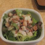 ビーフステーキ ベコーズ - サラダ