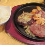 ビーフステーキ ベコーズ - ステーキ&ハンバーグランチ