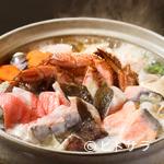 彬 - 海鮮がたっぷりと入った贅沢な寄せ鍋コースが3種あります
