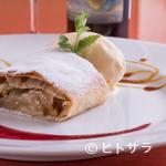 ラ メーラ - イタリア伝統のデザートを甘口ワインとともにゆっくり味わう