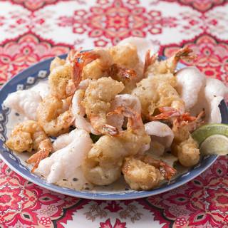 素材にこだわったアジアの名物料理