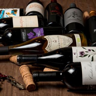 今宵もワイン♪世界のオーガニックワインを堪能!