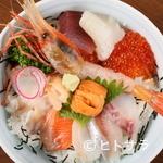 喜八 - 特上海鮮丼