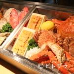 喜八 - 漁場本拠地だからこそ食べられる、鮮度バツグンの魚介