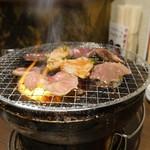 塩ホルモン 肉の寅屋 -