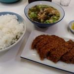 鷹の羽食堂 - 料理写真: