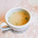 マア ドルーガ - スープは濃厚♪♪