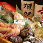 活魚料理 いし田 - 料理写真: