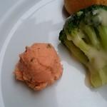 ブラッスリーオザミ丸の内 - サーモンリエット