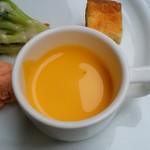 ブラッスリーオザミ丸の内 - ゴクうまスープ