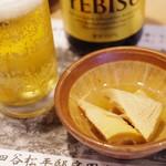 鈴新 - ビールとおつまみ