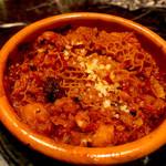 Caballito de mar - トリッパのイタリア風煮込み