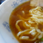 陽かろう - 麺は朝日屋食品オリジナルレシピ。かなり柔目に感じますがバッチリです
