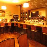 Vegetable&Grill Fams - おひとり様大歓迎、カウンター席