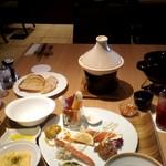 ユーヨー テラス クシロ - 料理写真:美味しい洋食。