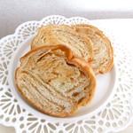 Pan De PuPu - ラウンド食パン断面♡