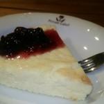 カフェしろくま - チーズケーキ
