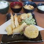 天ぷら徳家 -
