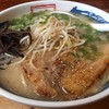 田舎食改革第1弾 嗚呼 隼 - 料理写真:・とんこつ麺あぶりチャーチュー二枚入り 690円