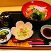 あわぢ 阿呍 - 料理写真:サクラマス丼セット