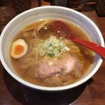 老麺魂 - 料理写真:ラーメン大盛