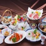 琴弾荘 - 会席料理10000円