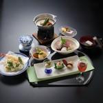 琴弾荘 - 会席料理