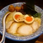濃厚鶏白湯ラーメン 美空 - 特製濃厚鶏白湯ラーメン