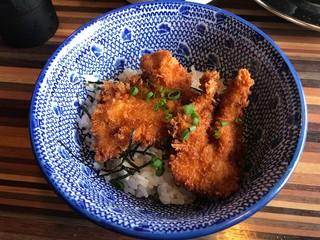 麺屋 肉ばか - 鶏タレカツ丼