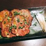 信波屋 - 牛たん焼き