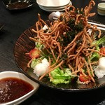 66175076 - 揚げ蕎麦サラダ (*´v`*)