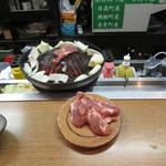札幌成吉思汗 しろくま  札幌本店 -