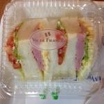 ヴィドフランス - サンドイッチ。