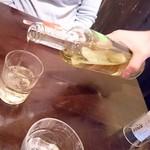 バニュルス - ランチセットワイン \300