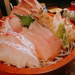 66178510 - 地魚お刺身(小おけ2人前)